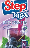 Step Red Grape