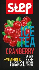 Step Ice tea Cranberry