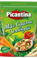 Микс сушени зеленчуци