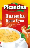 Пилешка крем супа