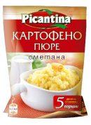 Картофено пюре със сметана