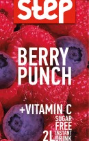 Step Berry Punch + Vitamin C