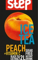 Step Ice tea Peach