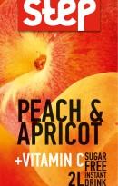 Step Peach & Apricot
