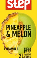 Step Pinaple & Melon