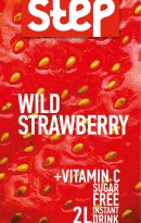 Step Wild Strawberry