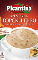 Picantina Wild mushrooms Cream soup